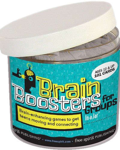 Brain Boosters for Groups in a Jar