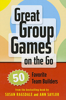 Great Group Games On The Go