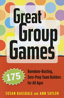 Great Group Games-X